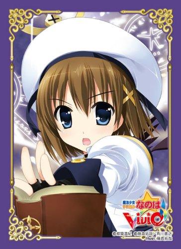 Character Sleeve Collection - Magical Girl Lyrical Nanoha ViVid [Hayate Yagami]