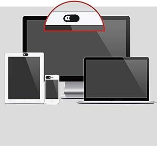 3PCS/Set Oval Shape Webcam Cover Shutter Magnet Slider Plastic Camera Cover for Web Laptop for PC Tablet Privacy