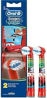 10 Braun Oral-B Stages Power Kids Spazzole teste TOPOLINO 5x eb10-2k