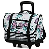 RIP CURL - Cartable à roulettes Desert Flower Wheeley Satchel White 38 CM