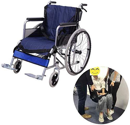 ODODDE Aufzug-Rollstuhl-Transfer Belt Full Body Medical Aufzug, Sling Slide Adapterplatte für die Übertragungsposition der älteren Menschen