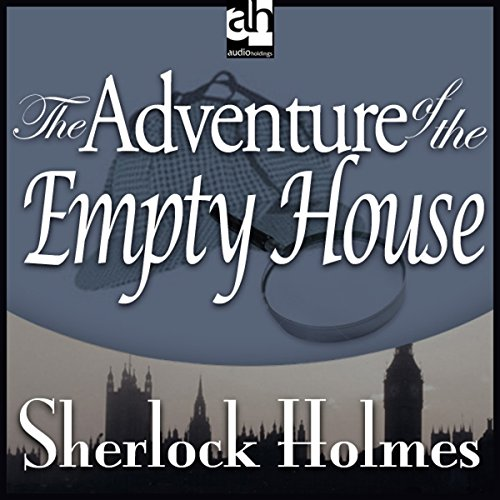 The Adventure of the Empty House copertina