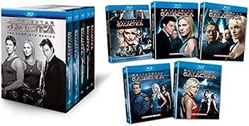 Battlestar Galactica: The Complete Series [Blu-ray]