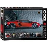 EuroGraphics 'Lamborghini Aventador 7504SV Puzzle (1000Piezas, Multicolor)