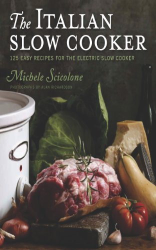 The Italian Slow Cooker: 125 Easy Recipes for the Electric Slow Cooker (English Edition)