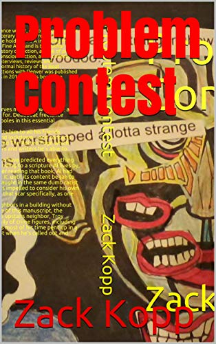 Problem Contest (English Edition)
