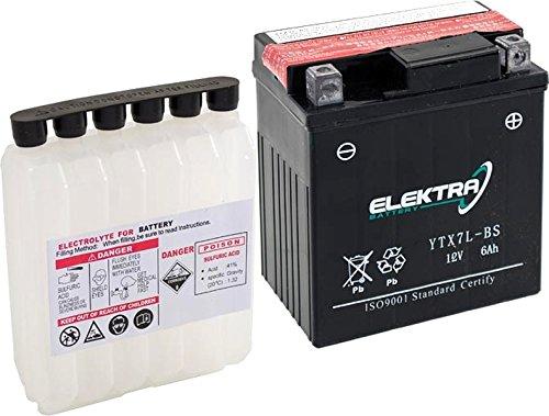 MIM Distribution Batteria ytx7l-bs Elektra Honda Hornet 600 1998-2002