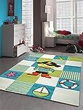 alfombra habitacion niños piratas