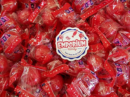 Brach's Abra Cabubble - Cherry Hard Outer Shell with Gum on the Inside - 1.5 lbs of Delicious Bulk Individually Wrapped Candy with Refrigerator Magnet