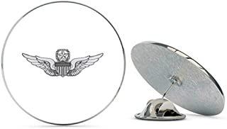 Senior Army Aviator Wings Car Tag Diamond Etched on Aluminum License Plate