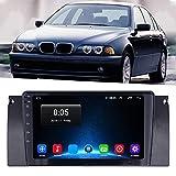 Eosnow Digital Media Receiver, Car Multimedia Player 9 Zoll mit 1024x600 Auflösung für 5er E39...