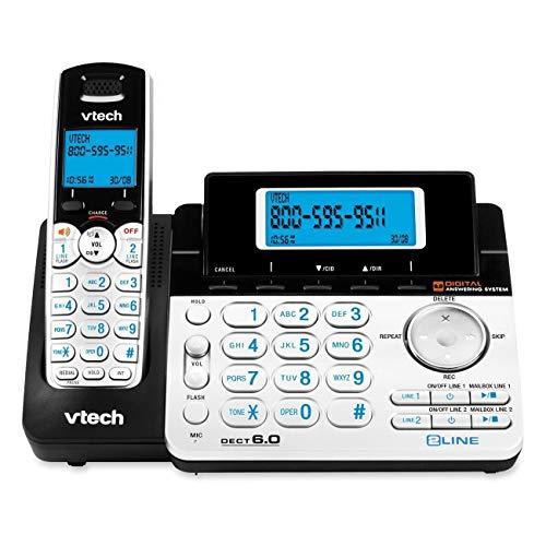 Dect 6.0 2 Line Cordless Phone