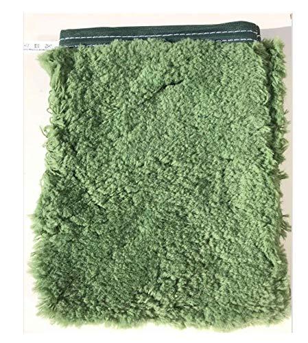 Ha-Ra grove vuilhandschoen groen ideaal voor het reinigen van natuurstenen muurwerk, jaloezieën, kelderramen, schachten, terrassen en nog veel meer.