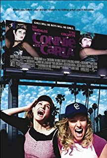 Connie And Carla [VHS]