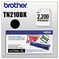 Brother International TN210BK Black Toner by Brother