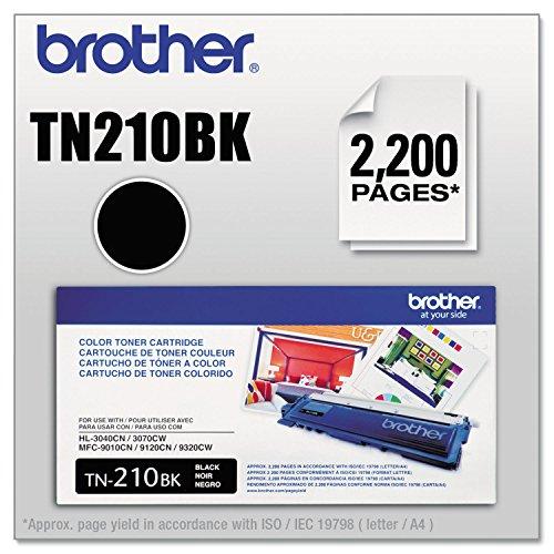 BRTTN210BK - Brother Toner Cartridge
