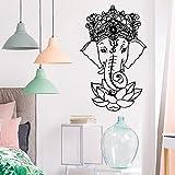 Elefante religioso sagrado decoración del hogar Pvc pared arte...