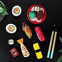 Hellery イミテーションゲームキッチン用品性交玩具にこの色と形-寿司食品