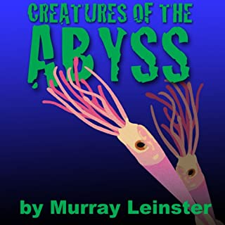 Creatures of the Abyss audiobook cover art