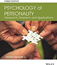 Best psychology of personality carducci 3rd edition Reviews
