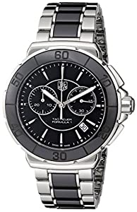 TAG Heuer Women's CAH1210.BA0862 Formula One Chronograph Watch image