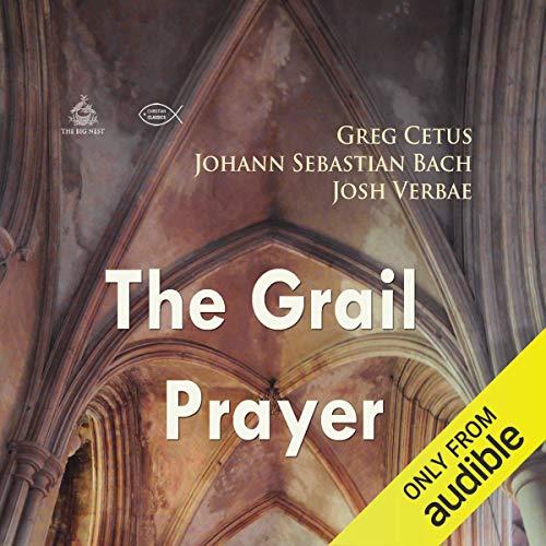 The Grail Prayer cover art