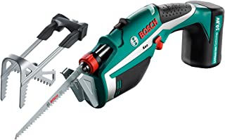 Bosch Cordless Garden Pruning Saw Keo (Integrated LithiumIon Battery, 10,8 Volt, Blade Included, in Box)