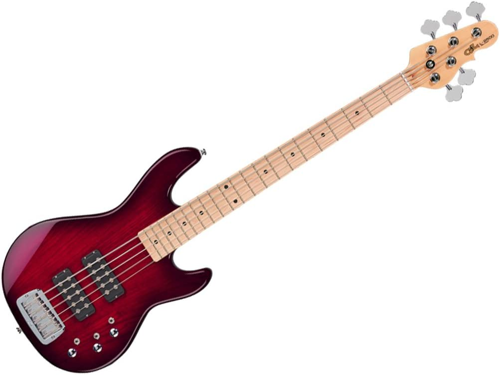 GL Tribute Series L-2500 70% OFF Outlet Bass Redburst - Maple NEW before selling ☆ TI-L25- Guitar