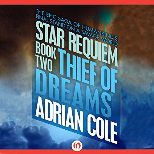 Thief of Dreams audiobook cover art