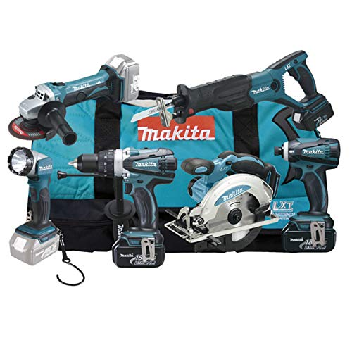 Makita DLX6011 Akku-Set, 18 V