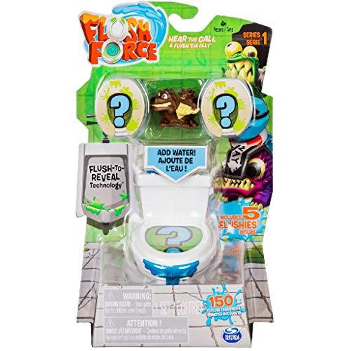 FLUSH FORCE WC da 5 Flushies, Colore Assortito, 6037315