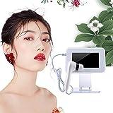 JINAHUA Skin Hair Analyser Scanner Microscope 50X 200X Hair Scalp Detector Skin Scanner Skin Scope Diagnosis Machine HD Magnifier 2 Million Pixel