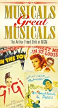 Musicals Great Musicals: Freed Unit at Mgm VHS