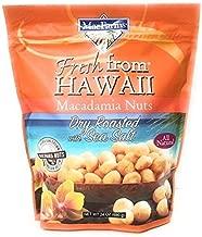MacFarms of Hawaii Macadamia Nuts (Dry Roasted with Sea Salt, 2 Pack (24 oz Each))