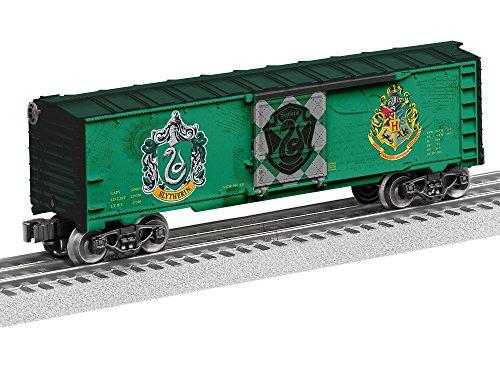 Lionel Hogwarts Express, Electric O Gauge Model Train Cars, Slytherin Boxcar