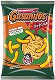 Risi - Gusanitos - Aperitivo de Maíz con Sabor a Ketchup - 85 g