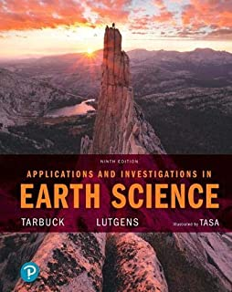 Applications and Investigations in Earth Science (9th Edition)