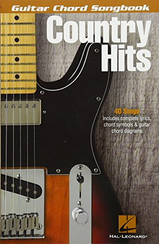 Guitar Chord Songbook: Country Hits: Songbook für Gitarre