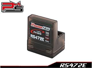 MALTA - PowerStar RS472E 2.4G サンワFH3&FH4&FH4T互換受信機 4CH+SSL 日本語説明書付 PS-RS472E