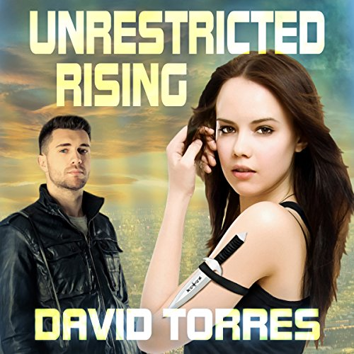Unrestricted Rising audiobook cover art