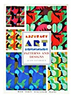 Abstract Art: Patterns and Designs 0517661136 Book Cover
