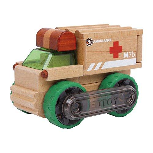 Small foot company - 6835 - Véhicule Miniature - Modèle Simple - Ambulance