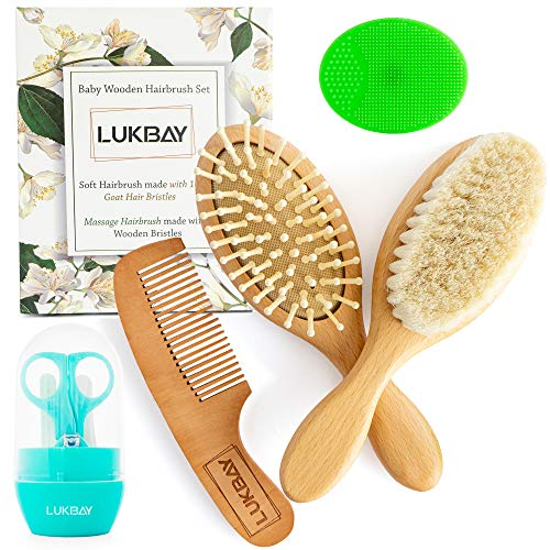 Toddler Hair Brush Comb Set-Complete Kit Baby Products...