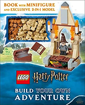 LEGO Harry Potter Build Your Own Adventure  With LEGO Harry Potter Minifigure and Exclusive Model  LEGO Build Your Own Adventure