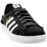 adidas Skateboarding Campus ADV Black/White/White 10 D (M)