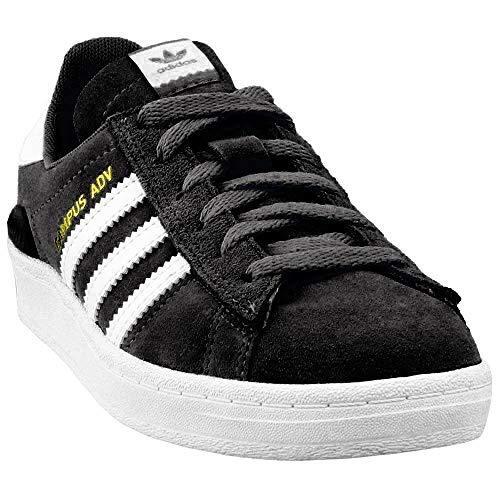 adidas Skateboarding Campus ADV Black/White/White 10