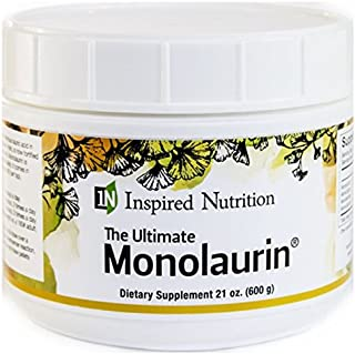 Ultimate Monolaurin ® - 21 oz - 200 Servings, 3000 mg Each