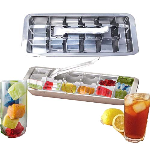 Stainless steel ice cube trays FAST ICE  Michigan