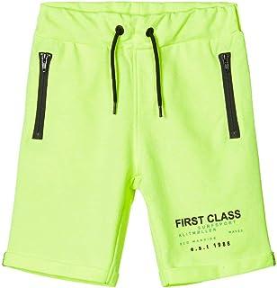 NAME IT Nkmhornshark Sweat Shorts UNB Pantalones Cortos para Niños