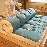 NNLX Colchón Plegable Colchón Tatami Mat portátil Padre para Dormir Colchón de Cama,C,180 * 200cm(71 * 79inch)